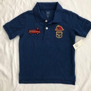 Boy's Gap polo shirt